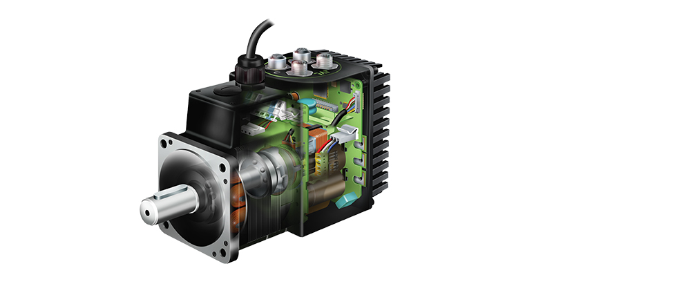 Motori Brushless con Elettronica Integrata - BIG MAC Series