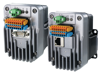 Ethernet and CANopen communication protocols for Lexium MDrive® integrated motor products