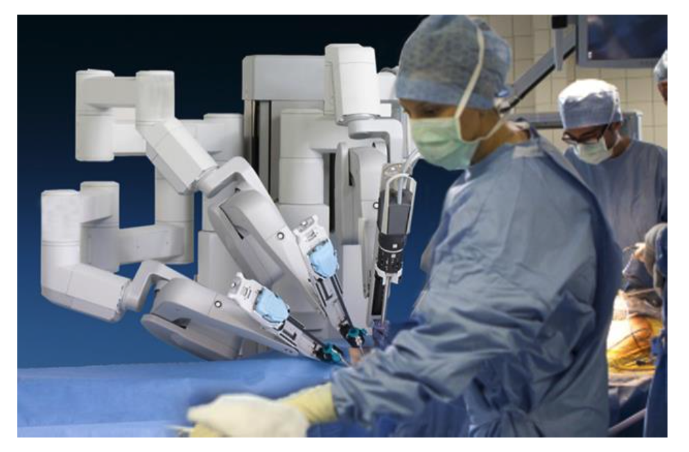 Faulhaber micromotors in surgical robot