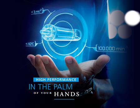 Serie 1660...BHx - High Performance in the palm of your hands