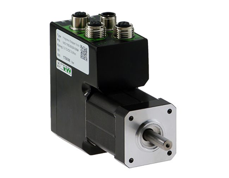 MIS171-MIS176 Programmable Integrated ServoStep Motors with Closed-Loop, Ethernet, multiturn encoder