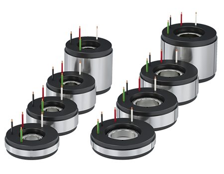 New Torque Motors with small diameters - Tecnotion