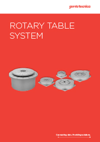 Rotary Table System