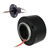 Electric Rotary Joints - Slip Rings
