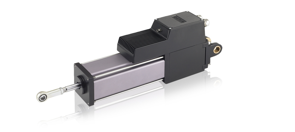 Tdm Tdx T2m T2x Linear Actuators With Integrated Drive